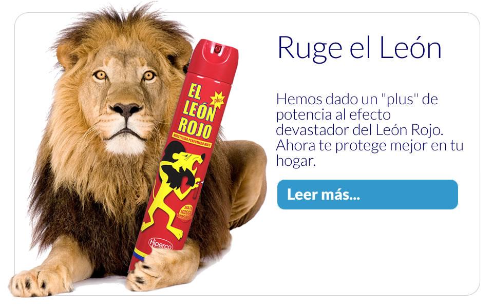 Ruge el León