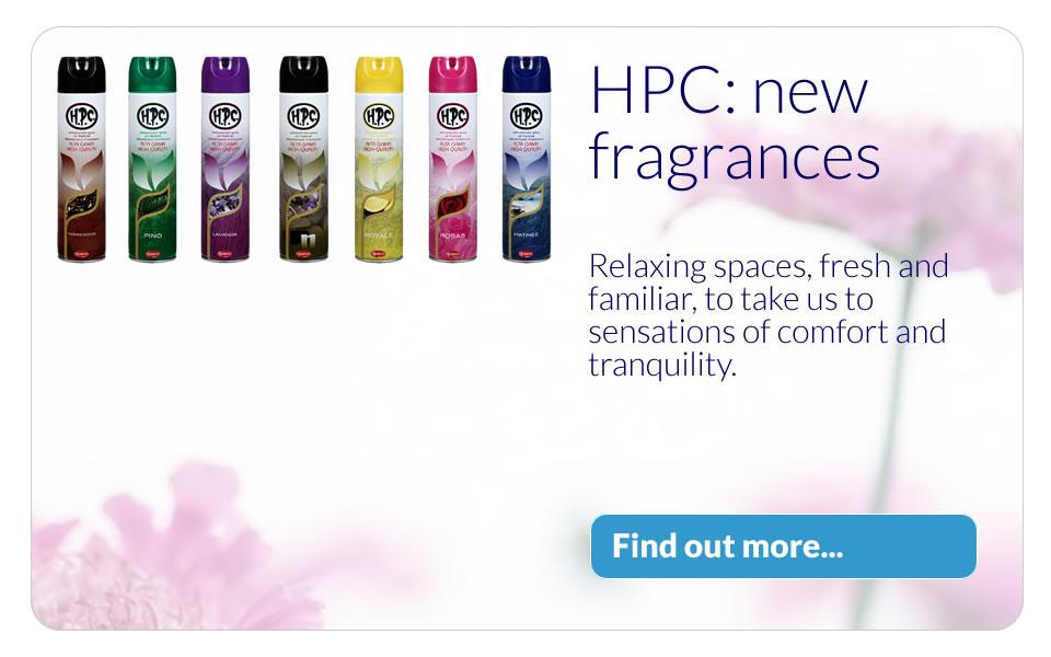 HPC - new fragrances