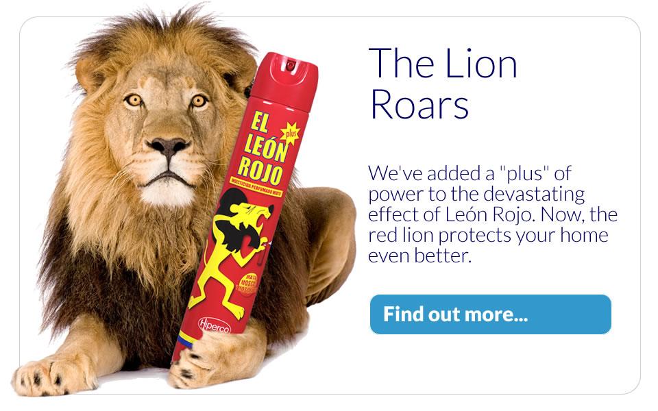 El León Rojo