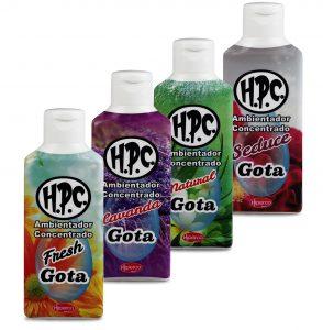 HPC gota de Hiperco